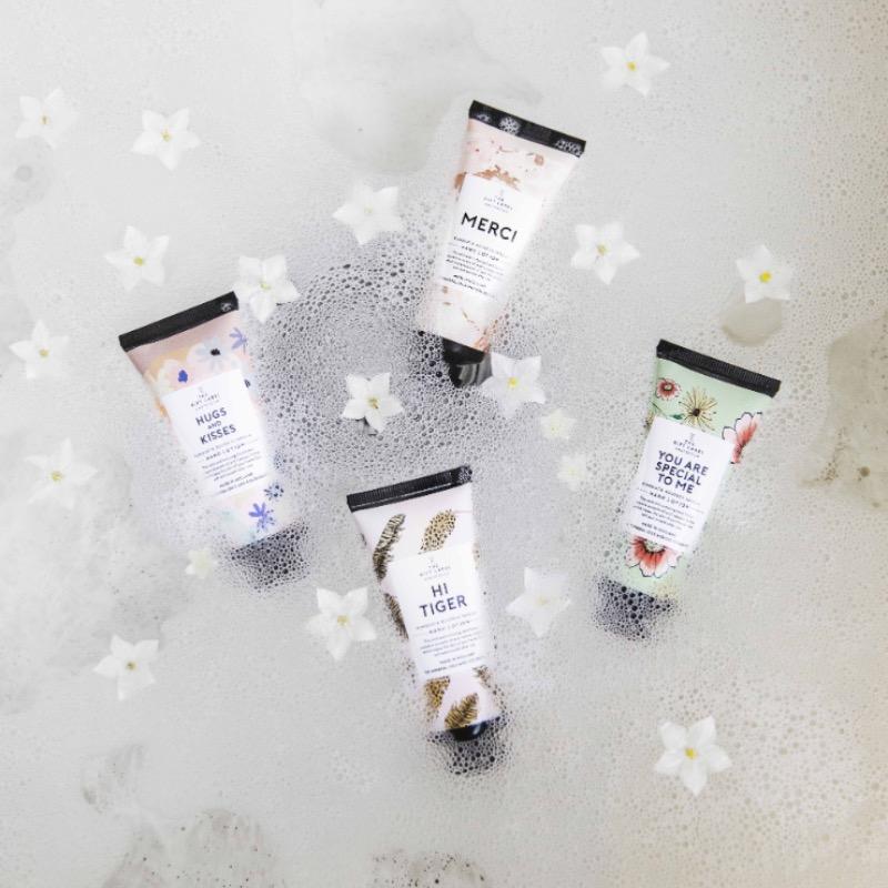 GiftLabel tube handcrème - Stylin cadeau artikelen